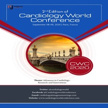 2nd Edition of Cardiology World Conference